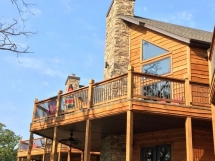 6 Br Luxury Cabin in Branson Shores Resort / Br Shores 6br