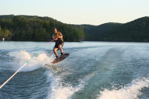 Water Skiing | Table Rock Lake | Branson Regal