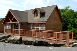 comfortable cabins in Branson, MO