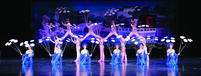 Acrobats of Shanghai